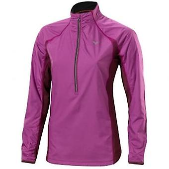 Breath Thermo Hyper Wind Top Wild Aster/Fig Womens