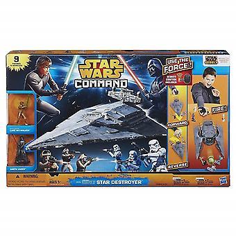 Star Wars Command-Star Zerstörer Set