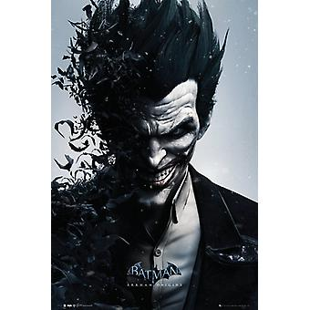 Batman Origins Joker Bats Maxi Poster 61x91.5cm