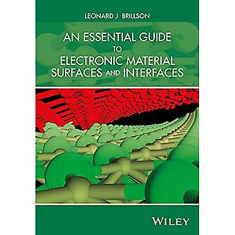 An Essential Guide to Electronic Material Surfaces� and Interfaces