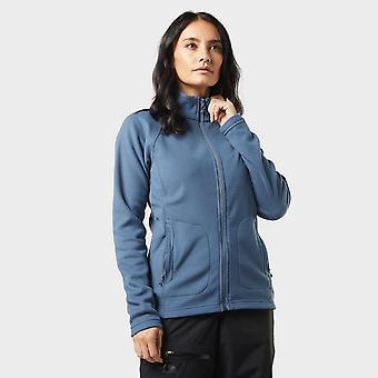 New Berghaus Women's Hartsop Full-Zip Fleece Blue