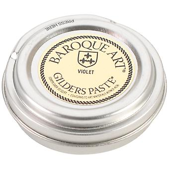 Baroque Art Gilders Paste 1.5 Ounces Violet Gp Vl27