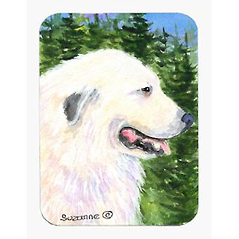 Great Pyrenees Mouse Pad / Hot Pad / sottopentola