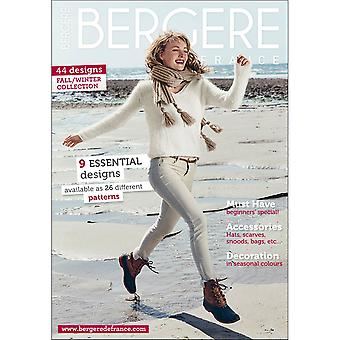 Bergere De France Explanations 183-Women Winter BF67488