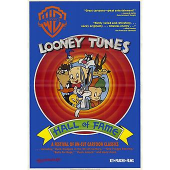Looney Tunes Hall of Fame Movie Poster Print (27 x 40)