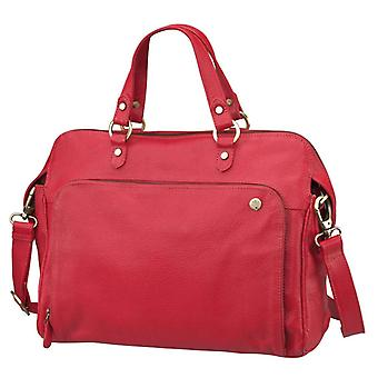 Dr Amsterdam Hand/shoulder bag Mint Red