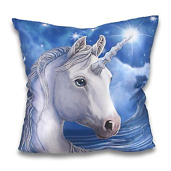 Lisa Parker Sacred One Decorative Throw Pillow 16in.