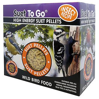 Oksetalg gå Pellets med insekter Boxed 3kg