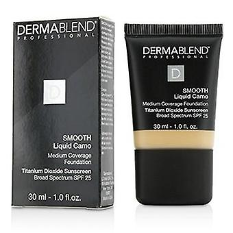 Dermablend Smooth Liquid Camo Foundation (Medium Coverage) - Natural 25N - 30ml/1oz