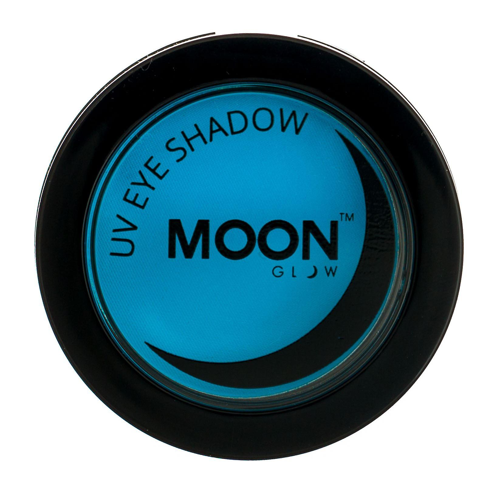 Moon Glow - 3.5g Neon UV Eye Shadow - Blue