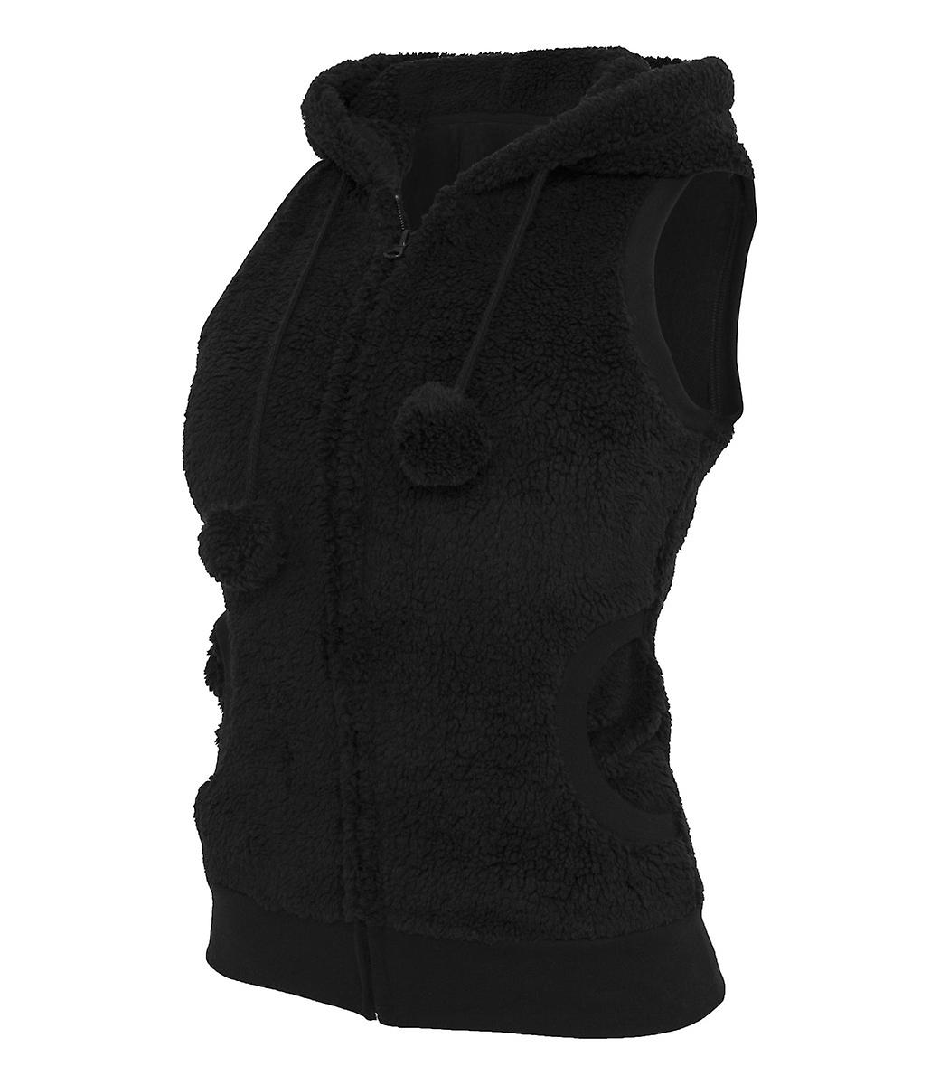Urban classics ladies Teddy vest TB393