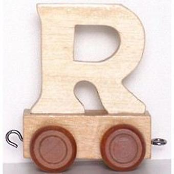 Legler Letter R Wagon Train
