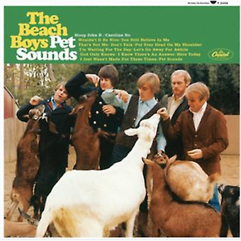 Pet Sounds - Stereo [VINYL] by The Beach Boys