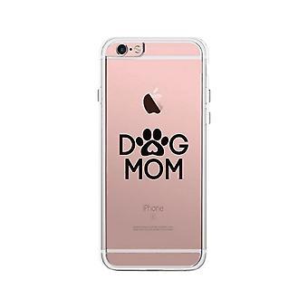 Cassa del telefono di cane mamma