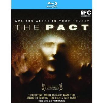 Pacto - el Pacto [Blu-ray] [BLU-RAY] importación de Estados Unidos