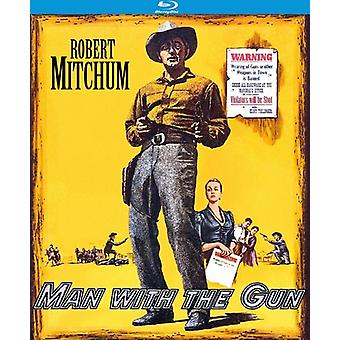 Man with the Gun [Blu-ray] USA import