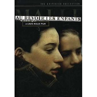 Au Revoir Les Enfants [DVD] USA import