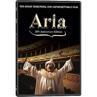 ARIA: 30th Anniversary Edition [DVD] USA importerer