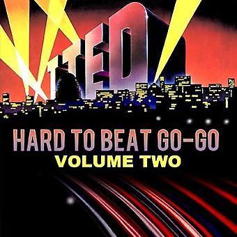 Hard to Beat Go-Go - Vol. 2-Hard to Beat Go-Go [CD] USA import