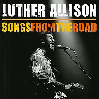 Luther Allison - Songs From the Road [CD] USA import