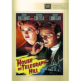 House on Telegraph Hill [DVD] USA import