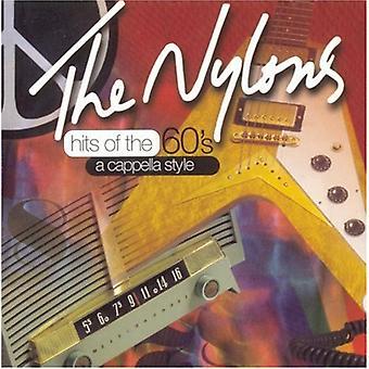 Nylons - Hits fra 60 's Acappella Sty [CD] USA importerer