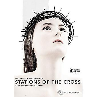 Stations of the Cross [DVD] USA import