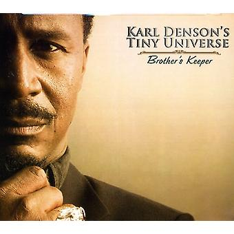 Denson, Karl Tiny Universe - Brother's Keeper [CD] USA import