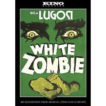 Bela Lugosi - White Zombie [DVD] USA import