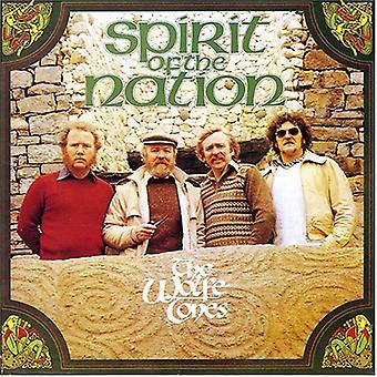 Wolfe Tones - Spirit of the Nation [CD] USA import