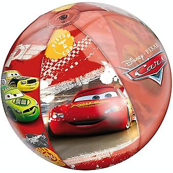 Mondo Cars Balón Hinchable 50 Cm (Outdoor , Pool And Water Games , Inflatables)