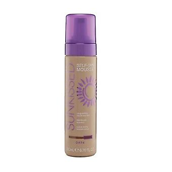 Sunkissed selv Tan Dark Mousse