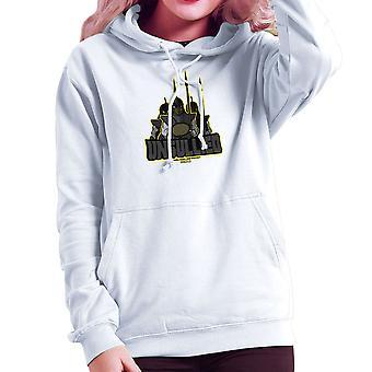 Ubesmittede specialiserede infanteri Astapor Game of Thrones kvinder er hætte Sweatshirt