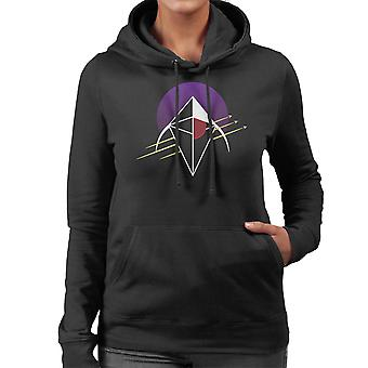 No Man's Sky Crest Women's Hooded Sweatshirt