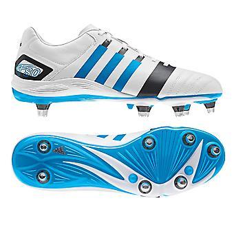 أديداس FF80 TRX سان جرمان الثاني لكرة القدم أحذية [الأبيض/الأزرق/الرمادي]