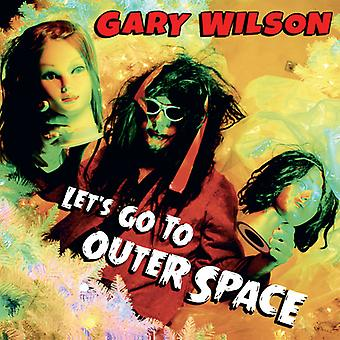 Wilson*Gary - Let's Go to Outer Space [CD] USA import