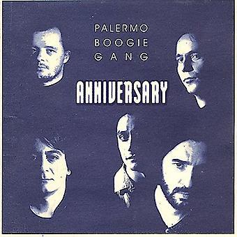Palermo Boogie bande - jubilæum [CD] USA importerer
