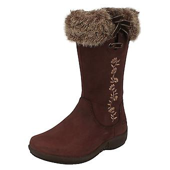 Clarks Girls Boots Zannia GTX