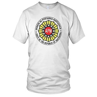 Armija Na Republika Makedonija Clean Effect Mens T Shirt