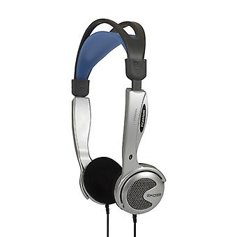 KOSS Hörlur KTX Pro1 On-Ear Silver/Vit