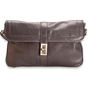 Brunhide Ladies Small Real Leather Cross Body Shoulder Bag Genuine 115-300