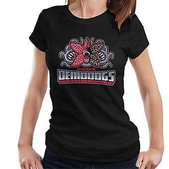 Hawkins Demodogs Stranger Things Women's T-Shirt