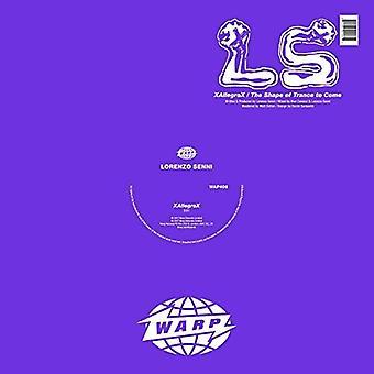Lorenzo Senni - Xallegrox / Shape of Trance to Come [Vinyl] USA import
