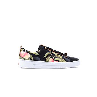 Women's Ahfira Trainers - Black Peach Blossom
