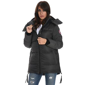 Canada goose ladies CG3204L66 grey polyester Quilted Jacket