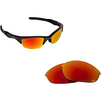 fe37167c20 Best SEEK Polarized Replacement Lenses for Oakley Sunglasses JULIET Red  Mirror