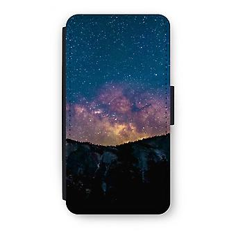 Samsung Galaxy A5 (2017) Flip Case - Travel to space