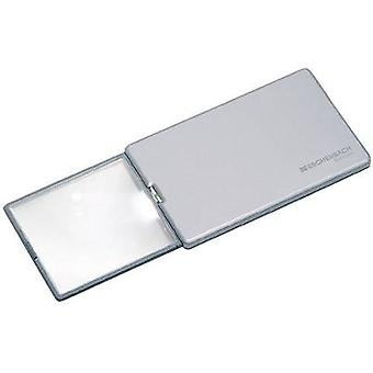 Handheld magnifier incl. LED lighting Magnification: 3 x