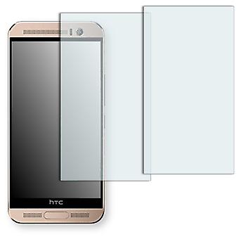 HTC one ME display protector - Golebo crystal clear protection film