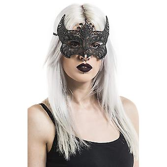 Devil Devil mask eye mask Satan lace mask Halloween
